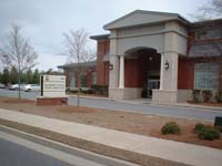 Photo of North Fulton library