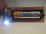 Joule thief photo