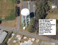 Roswell Repeater Site